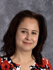 Rosa Morales : Spanish Teacher